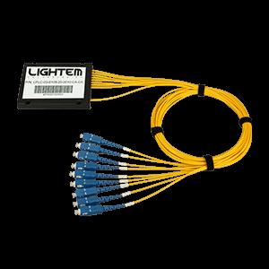 lightem-multimode splitter